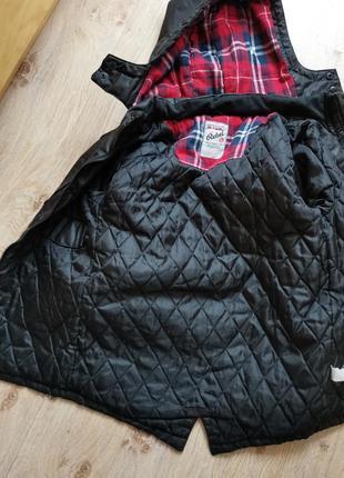 Куртка парка деми2 фото