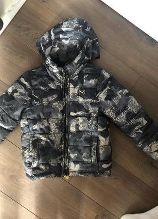 Куртка puma1 фото