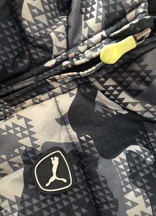 Куртка puma2 фото