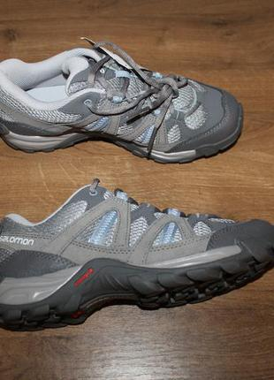 Треккинговые кроссовки salomon, 38 размер