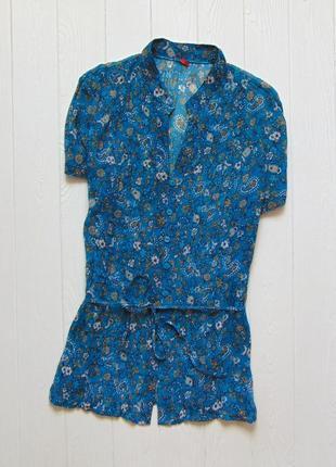 S.oliver. размер 8 или s. нежная блуза для девушки