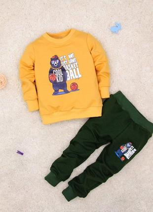 Спортивный костюм для мальчика 86-1281 фото