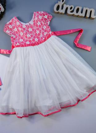 Платье на 6 лет/116 см