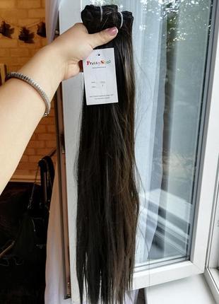Тресы волосы накладные волосы