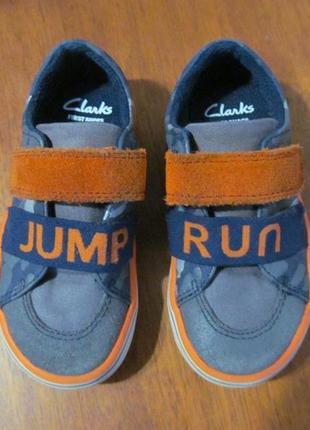 Кроссовки clarks jump run