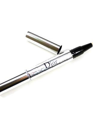 Корректор хайлайтер dior skinflash radiance booster pen
