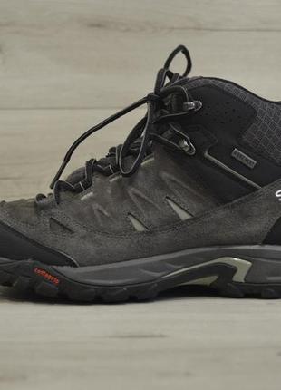 Мужские трекинговые ботинки фирмы salomon gore-tex