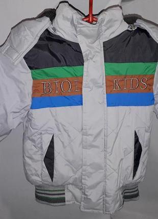 Куртка зимняя b&q