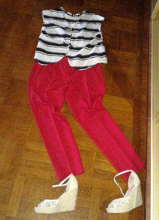 Блуза в бантиках