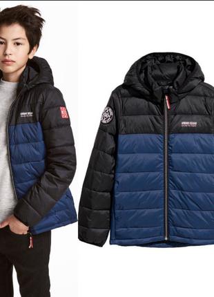Куртка для мальчика оригинал h&m