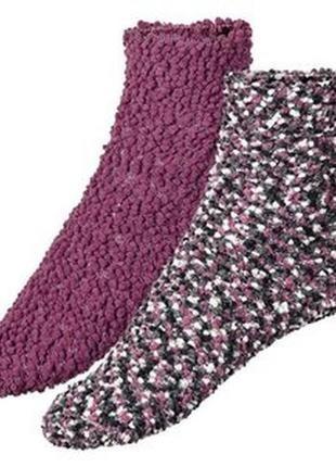 Набор теплых носков из 2-х пар esmara р.39-42
