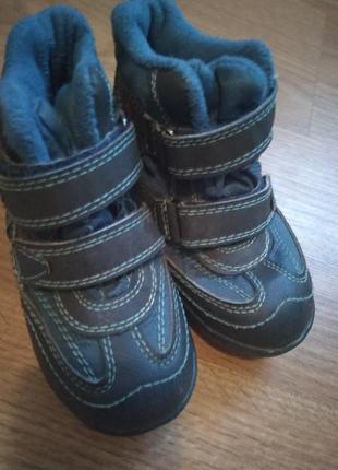 Ботинки термо1 фото