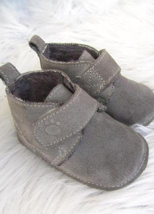 Пинетки утепленные  кроссовки кеды ботинки next