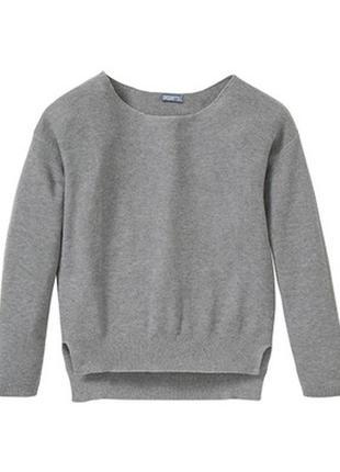 Пуловер джемпер свитер свободного кроя 158/1641 фото