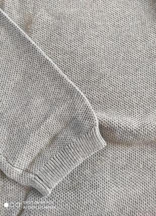 Пуловер джемпер свитер свободного кроя 158/1645 фото