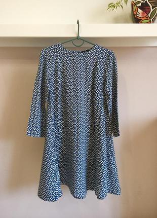 Легкое,свободное платье