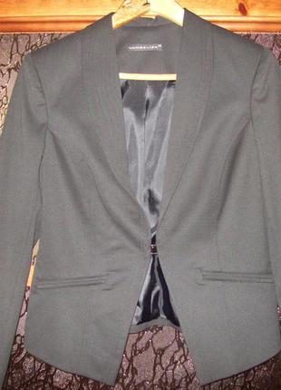 Брендовый пиджак vangeliza 42 размера