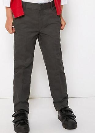 Новые брюки m&s, 134 cm, 8-9 y