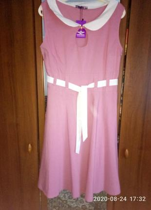 Красивое фирменное платье gloria romana 50-52р