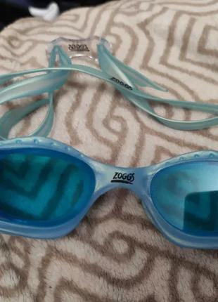 Очки для плавания zoggs англия