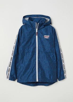 Курточка на флисовой подкладке h&m1 фото
