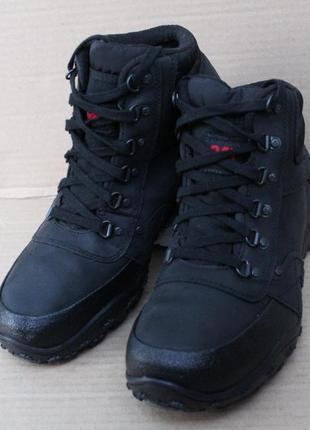 Ботинки caterpillar 715446 оригінал натуральний нубук