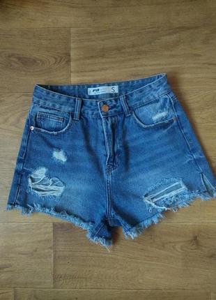Идеальные джинсовые шорты