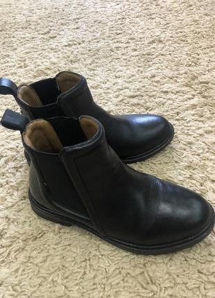 Ботинки zara1 фото