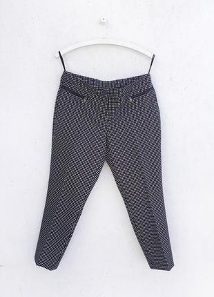 Стильные брюки в горошек dorothy perkins