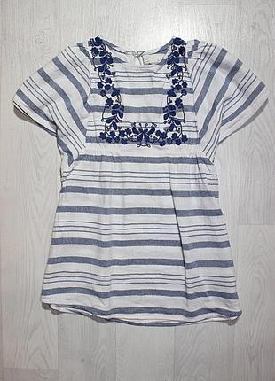 Платье zara 9 лет