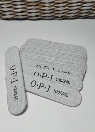 Пилочки для маникюра, 100/240