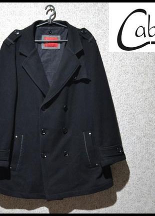 """Мужское пальто """"cabano"""", шерсть"""