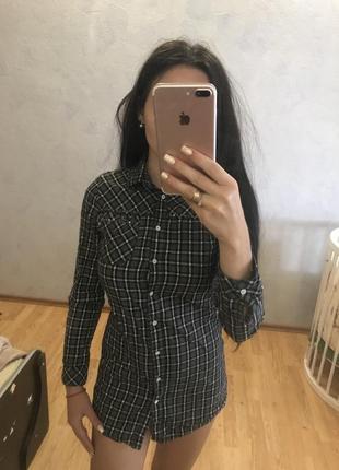 Рубашка трансформер😍