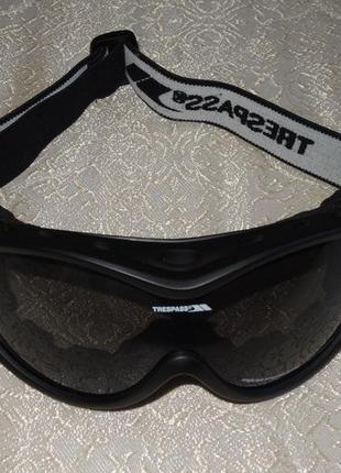 Лыжная сноуборд маска очки trespass