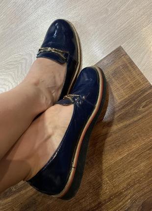 Туфли кожа 35р