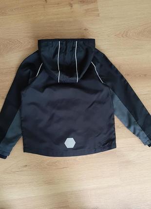 Куртка ветровка george на мальчика 6-7 лет, куртка вітровка на хлопчика 6-7 років3 фото