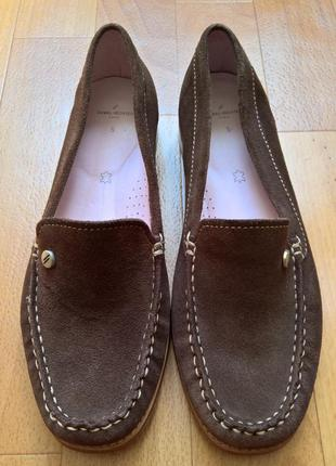Брендовые туфли daniel hechter paris.