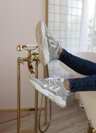 👟 кроссовки женские adidas ozweego    / наложенный платёж bs👟3 фото
