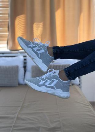 👟 кроссовки женские adidas ozweego    / наложенный платёж bs👟2 фото