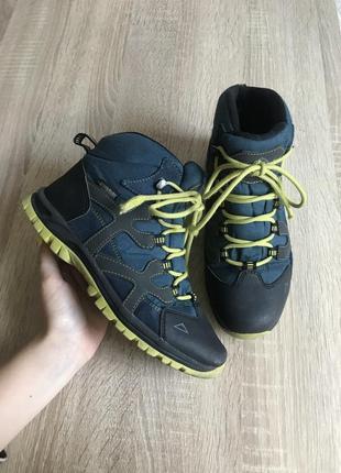 Mckinley 36 р трекинговые кроссовки ботинки кросівки черевики