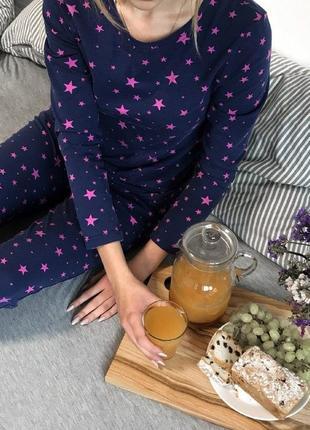 Пижама женская c брюками ellen lnp 200/001