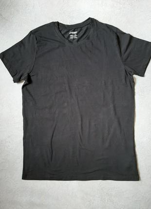 Нательные футболки livergy xl  белая,черная