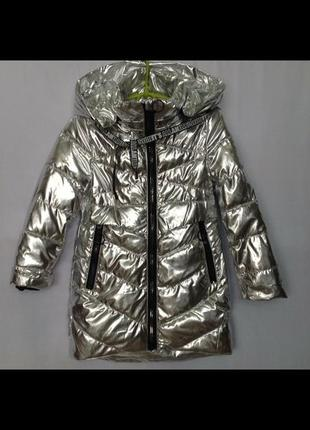 Демисезонные куртки парки для девочек2 фото