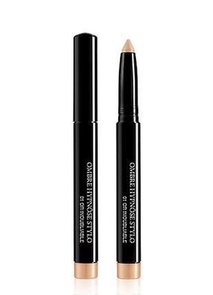 Стойкие кремовые тени-карандаш lancome ombre hypnose stylo 01 or inoubliable