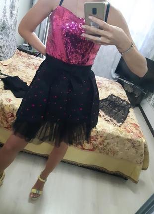 Платье на корсетной шнуровке