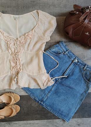 Блуза шёлк натуральный