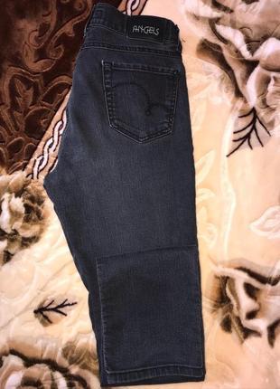 Джинсы бомбезные итальянские angels jeans
