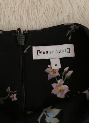 Платье в цветочек4 фото