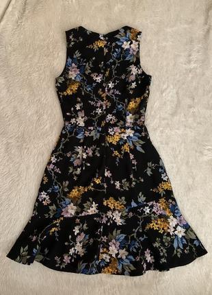 Платье в цветочек5 фото
