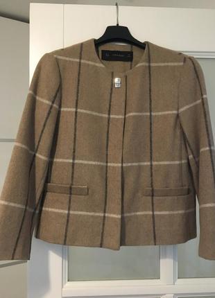 Пиджак-пальто zara
